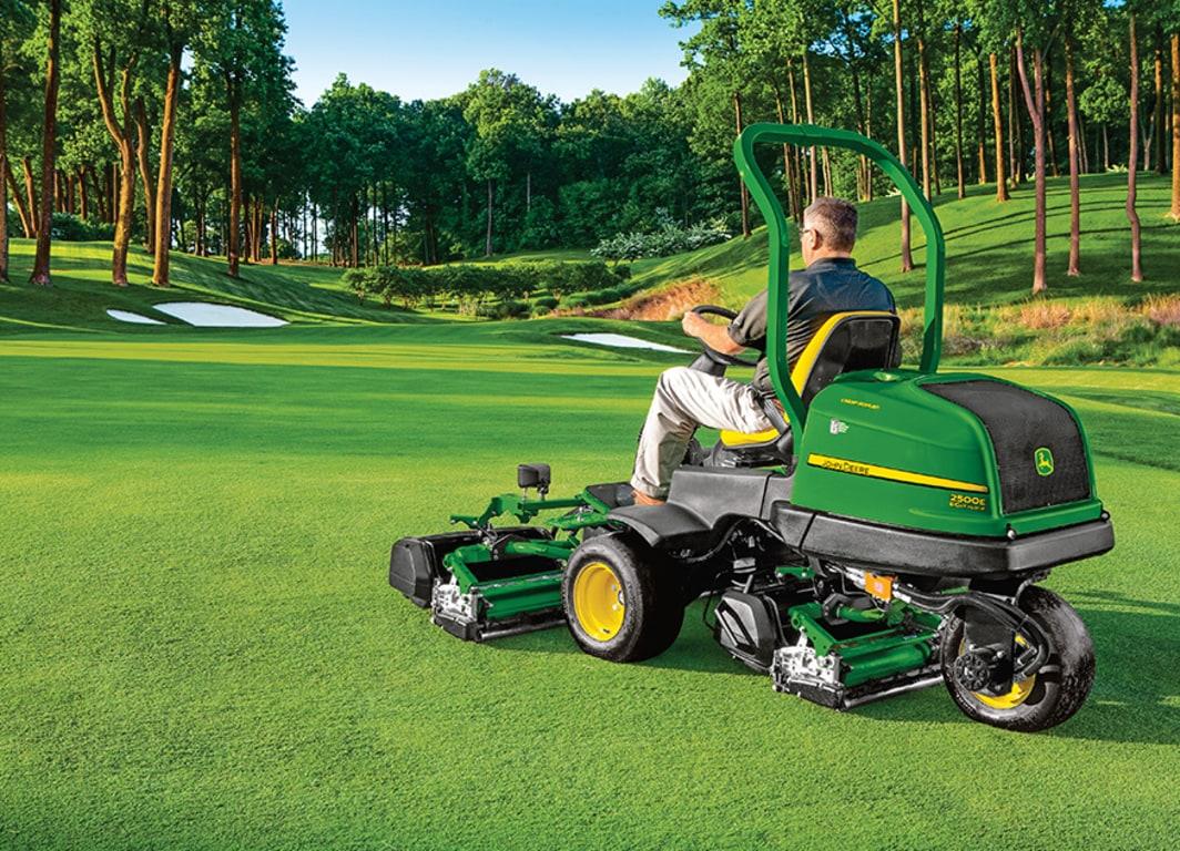 2500E E-Cut™: Combinación perfecta entre eficiencia y prolijidad.