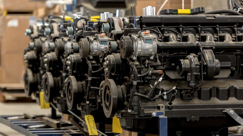 Industria de motores diesel fuera de carretera