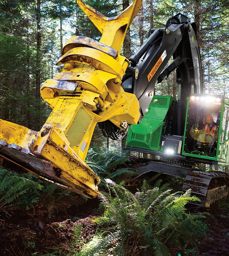 Cabezales y Accesorios Forestales