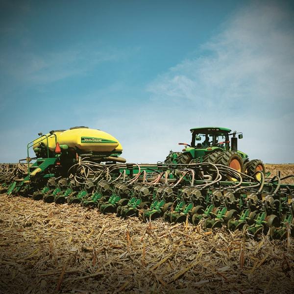 Solución de siembra
