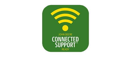 Logo John Deere Connected Support