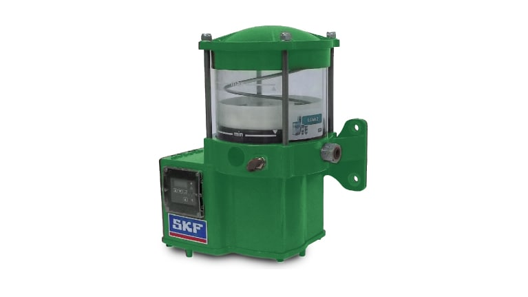Sistema de lubricación para cosechadoras