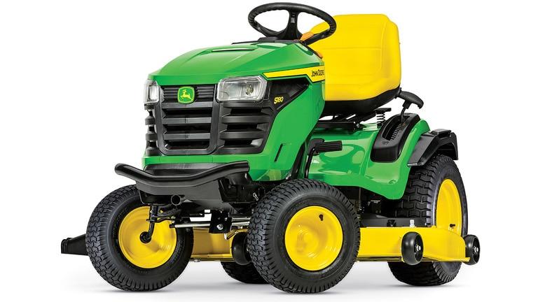 Foto Estudio Tractor de Jardin S180