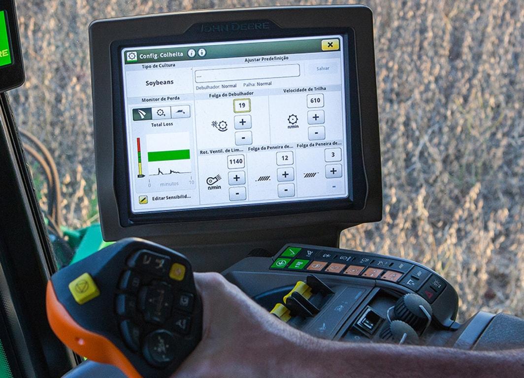 Monitor de cosecha Harvest Monitor™.