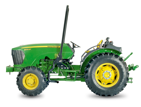 Tractores Especiales