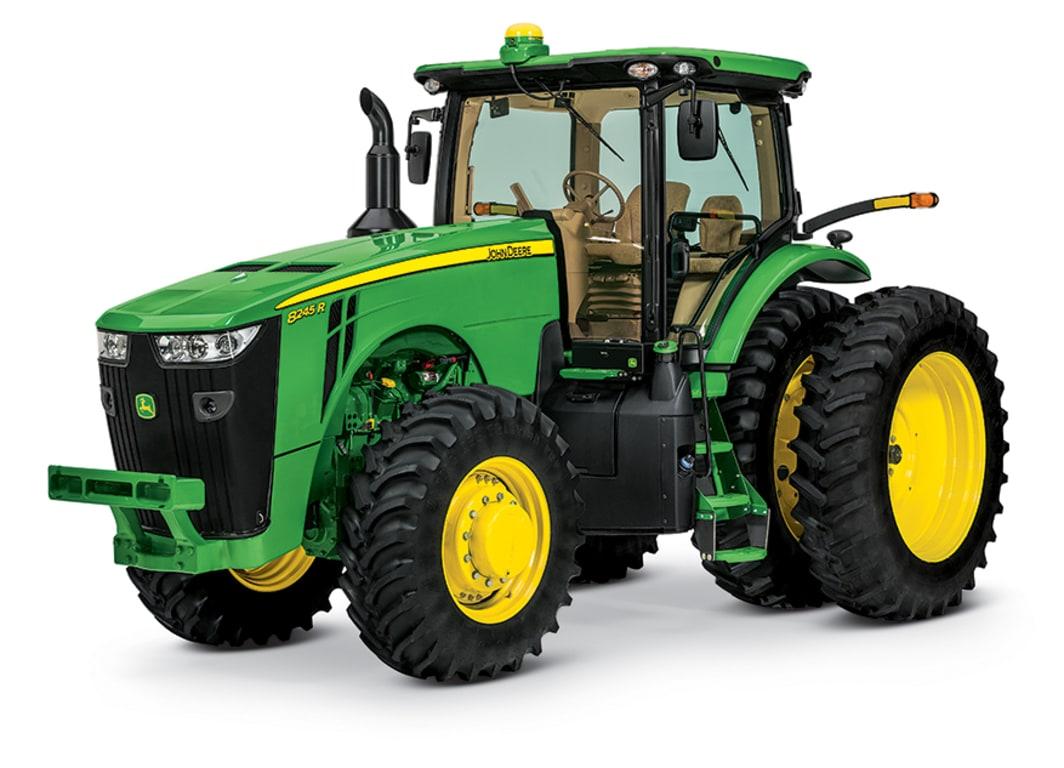 Agronorte S.R.L.   8245R   Serie 8R   Tractores Grandes   John Deere ...