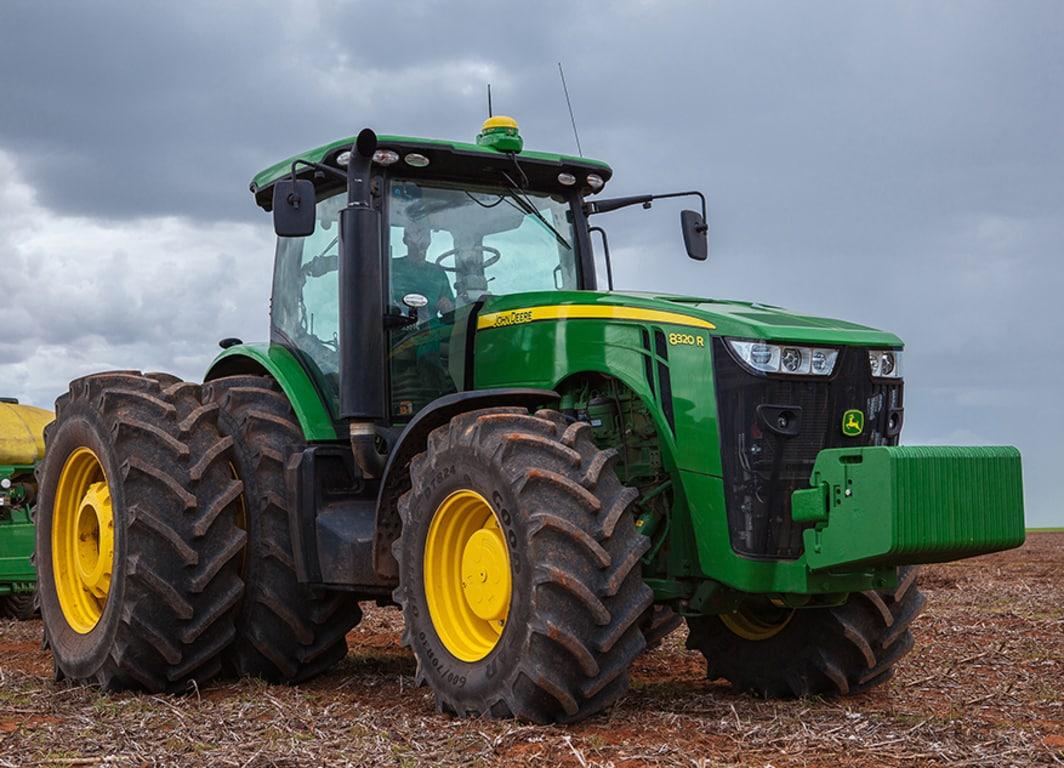 8320R   Serie 8R   Tractores Grandes   John Deere AR