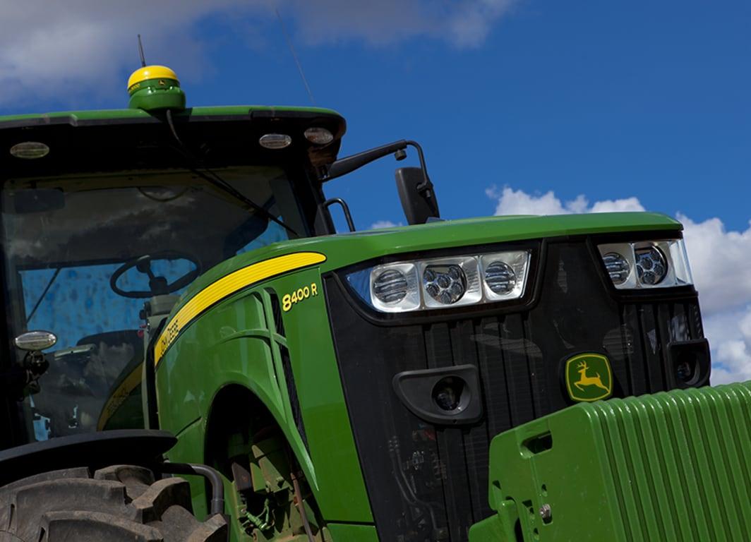 8400R   Serie 8R   Tractores Grandes   John Deere AR