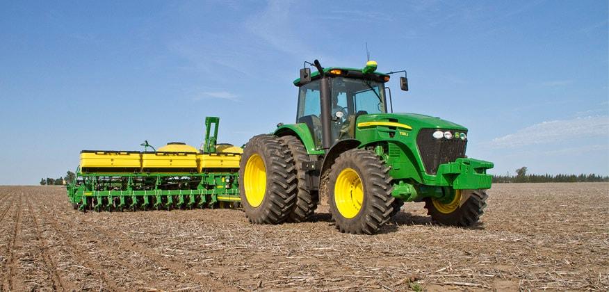 Tractores Medianos