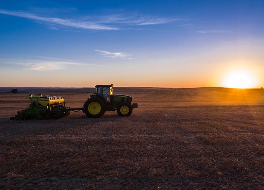 Serie 6J: Todas las opciones en un mismo tractor.