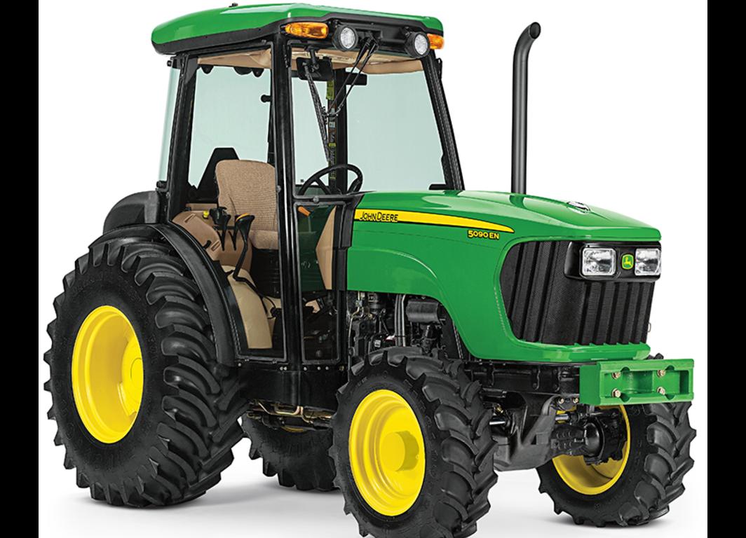 Imagen de estudio Tractor 5090EN.