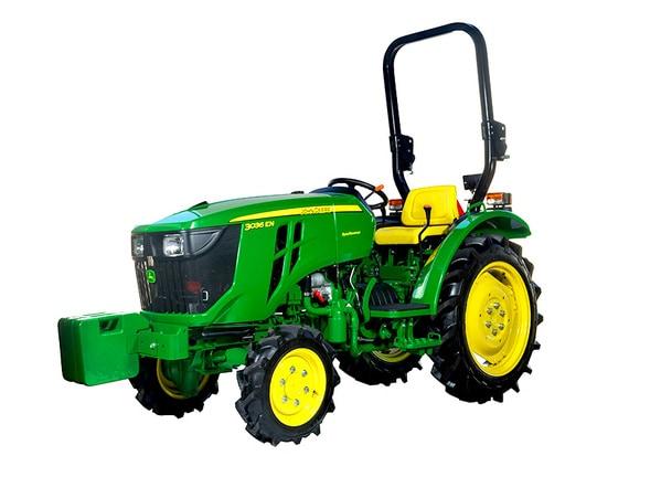 Imagen de estudio Tractor Utilitario 3036EN.