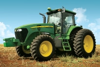 Tractor 7210J