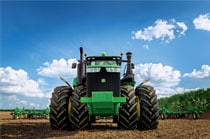 Tractores 9420R - 420 hp